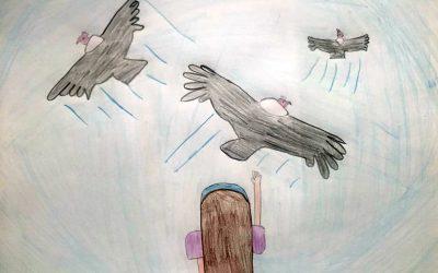 Cuentos de seres silvestres por el Día de La Tierra, audiocuentos infantiles