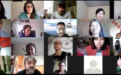 La Educación Ambiental en el mundo digital fue materia de análisis en un taller en línea