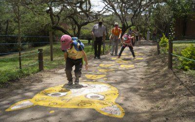 El Zoo tiene nuevos espacios para mejorar la experiencia de sus visitantes