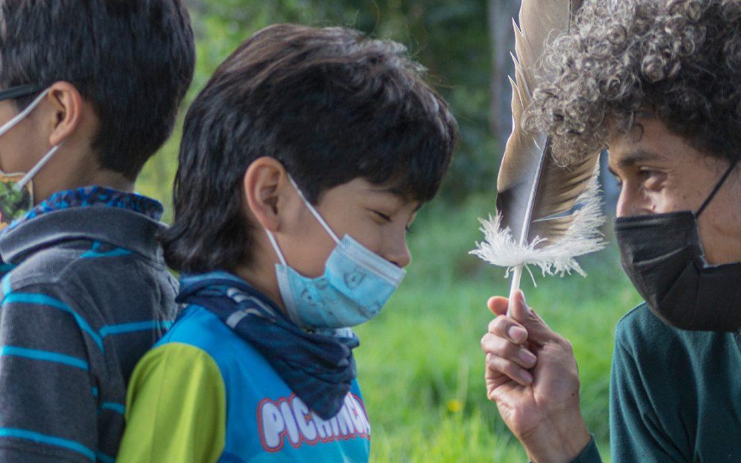 """""""Quito Biodiverso"""" promueve la educación ambiental y la participación ciudadana para conservar el patrimonio natural de la ciudad"""